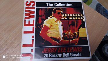 LP J.L.Lewis - The Collection