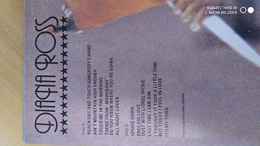LP Diana Ross