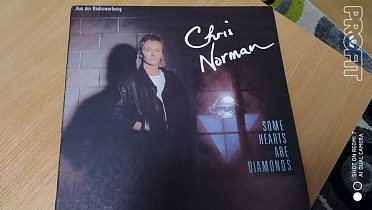 LP Chris Norman - Some hearts are diamonds