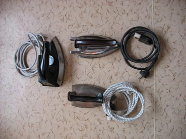 Žehličky elektrické funkční