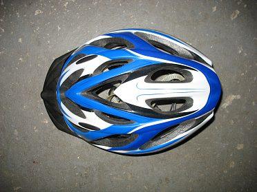 Přilba cyklistická - 55% sleva