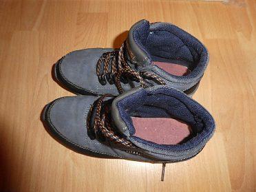 Dětské trekové boty Sprandi