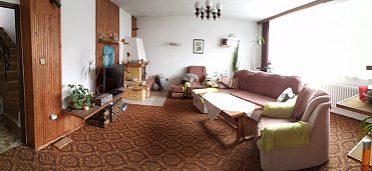 Prodám řadový dům, 3km od Náchoda