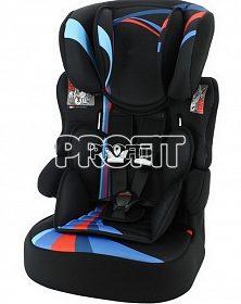 Komfortní autosedačka 9-36 kg + vložka pro menší děti