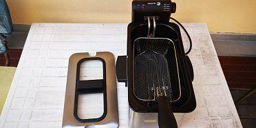 Elektrická smažička (fritéza)