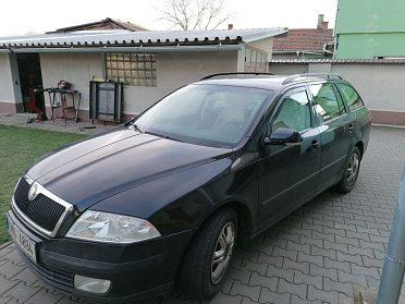 Škoda Octavia combi II