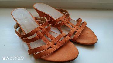 Letní pantoflíky