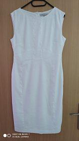Letní šaty - lněné