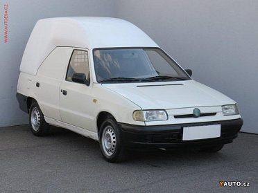Prodám Škoda Felicia Van Plus 1,9D