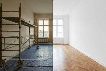 Stavební, zednické, malířské, vyklízecí práce