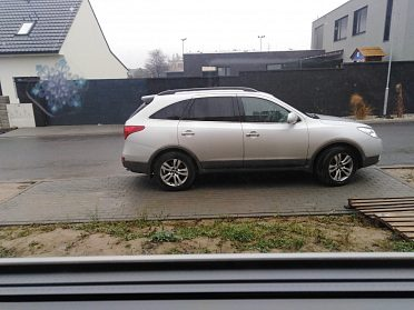 Prodám Hyundai ix55 r.v.2009 3.0V6 179Kw
