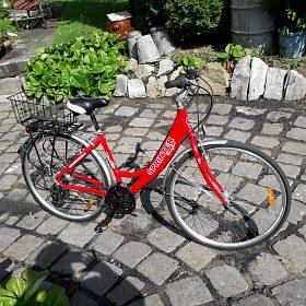 Prodám silniční kolo nejeté