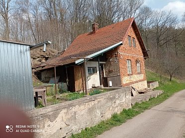 Dům k rekonstrukci