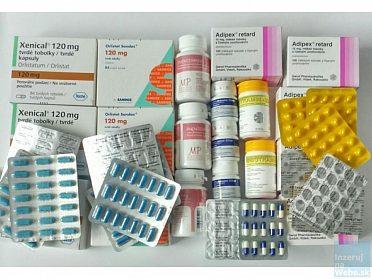 Rivotril, Hypnogen, Adipex, Xanax, Lexaurin,Neurol