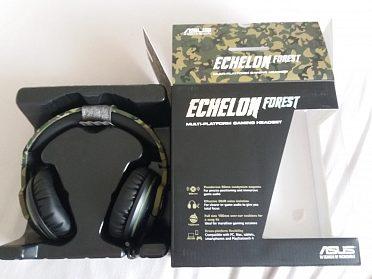 Nová sluchátka Asus Echelon Forest, sleva 25%!!!!