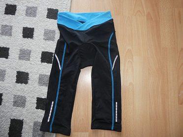 Dívčí cyklistické kalhoty Crivit