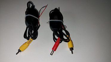 WIFI video přenosové kabely k parkovací kameře