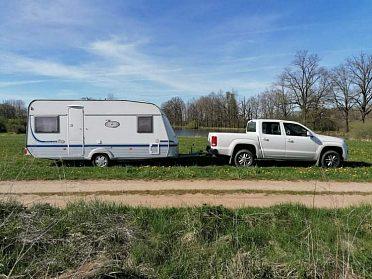 Pronájem karavanu