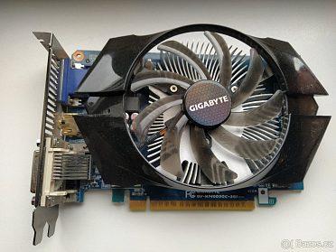grafická karta GV-N740D50C-2GB