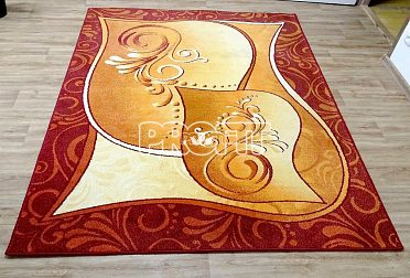 PĚKNÝ, nový a  kvalitní  koberec  zn: Weltom.