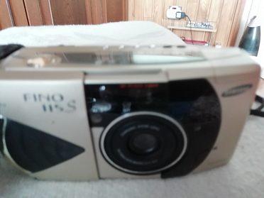 Prodám analogový fotoaparát zn. Samsung Fino 115 S