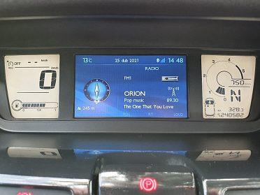 Citroen C4 Picasso, 1.6 HDi, EXCLUSIVE, NAVI+10GB HDD, XENON