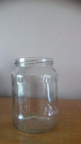 Zavařovací sklenice.