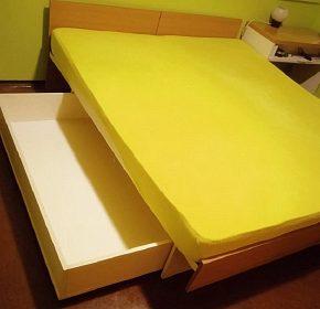Manželská postel nebo  2 postele