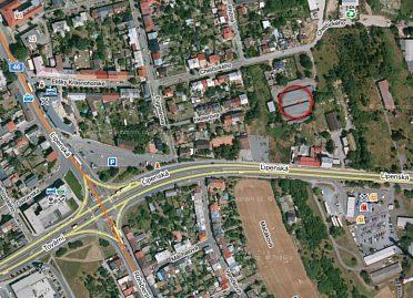 Pronájem zděné garáže v Olomouci - Hodolanech