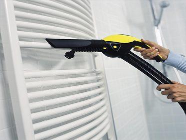 Téměř  nový vynikající parní čistič Ekolux  8000