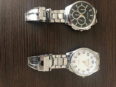 Prodám 2  nové pánské hodinky  Geneva Quartz