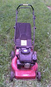 Prodám zahradní sekačku Hecht 546 S
