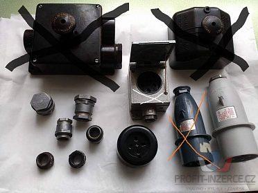 Elektro materiál 380 V.