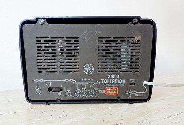 Starožitné rádio Tesla Talisman 305U po kompletní renovaci