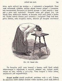 Žena lékařkou, 100 let stará lékařská kniha, rok vydání 1923