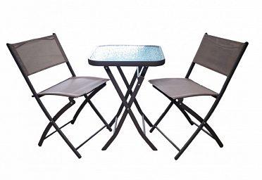 Pohodlný nábytek na terasu