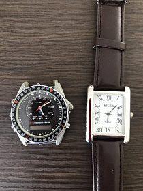 Prodám pánské hodinky nefukční