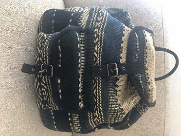 Prodám nový kvalitní  bavlněný batoh