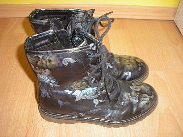 Dívčí podzimní boty Graceland