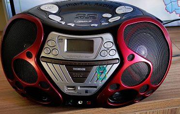Rádio s CD