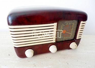 Starožitné rádio Tesla Talisman 306U