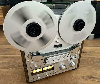 kotoučový magnetofon Akai GX 635 D