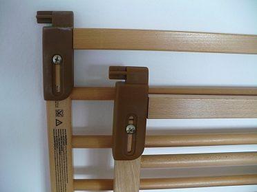 Bezpečnostní zábrany pro děti IKEA PATRULL FAST TOP stav