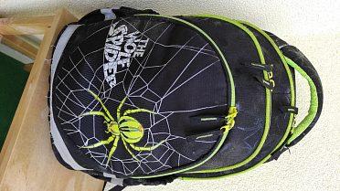 Prodám školní batoh WOLF SPIDER 1.-5.třída