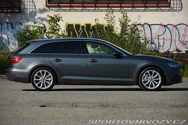 Prodej Audi A4 Sport 3.0 TDI quattro, r. v. 2016, 55 000 km