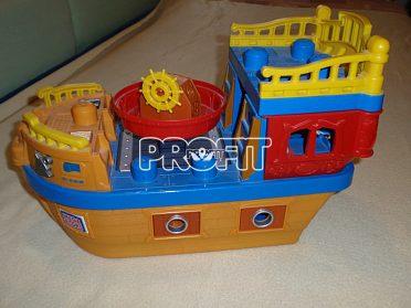 Pirátská loď