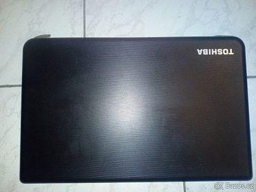 Koupín nefunkční notebook Toshiba c50