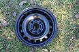 Plechové disky Volvo R15.