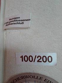 2x matrace 100x200cm, cena za kus 800,-kč