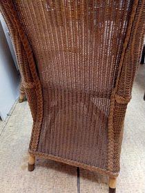 4x jídelní židle z umělého ratanu, kvalitní provedení, těžké, pevné, cena za 4 kusy 6.000,-kč
